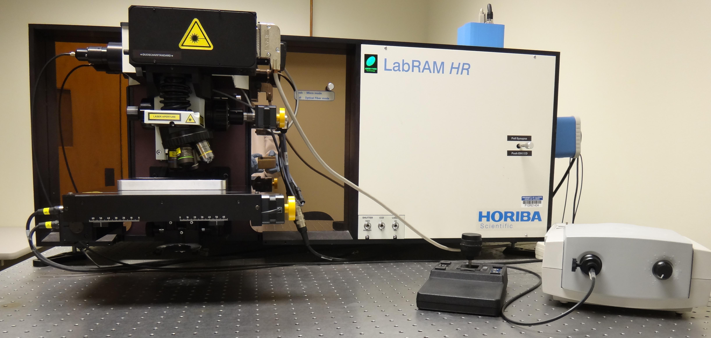 Raman confocal microscope 2020